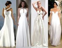 История появления свадебного платья
